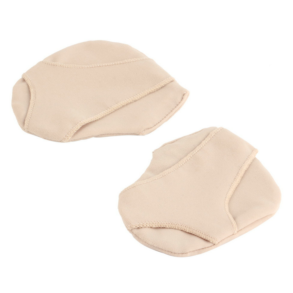 1 Pair Silicone Foot Palm Forefoot Pain Relief Absorber Cushion Pad 2017 Product Worldwide soft laser healthy natural product pain relief system home lasers