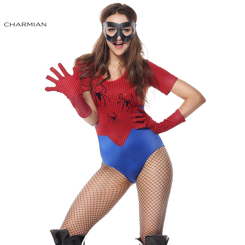 Online Get Cheap Superhero Halloween Costumes for Women ...