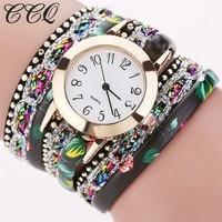 Ccq fashion women wrist watches watched luxury women multicolor bracelet watch quartz watch relogio feminino drop.jpg 200x200