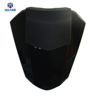 Motorcycle Parts Rear Seat Cover Tail Section Fairing Cowl Black For 2008 2009 2010 2011 2012