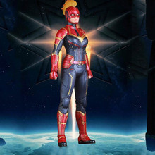 "Avengers 4 Endgame Captain Marvel 6"" Movie Action Figure Carol Danvers Legends Spuer Heroine Hero Doll Toys Children Kids Gift"