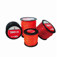 hot sales 1LB Spool Pack 2.4mm Trimmer line, nylon line ,brush cutter parts, Grass Trimmer,brush cutter rope