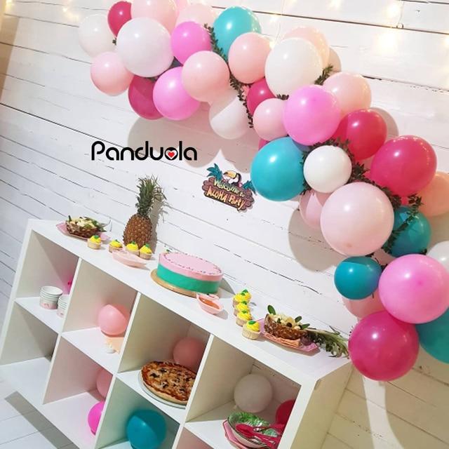 5 Polegada Pequeno 20 pcs Rodada de Látex Balões de Festa de Aniversário Do Bebê Chuveiro Decoração de Casamento Suprimentos Balões de Hélio Inflável Do Ar