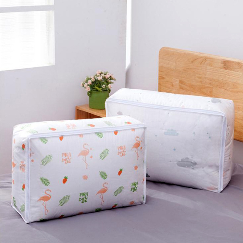 Bakingchef Quilt Storage Bag Household Blanket Pillow Clothing Container Wardrobe Bedding Gear Case Home Accessories Organizer Sale Price Storage Bags