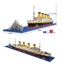Buy Lego Titanic And Get Free Shipping On Aliexpresscom