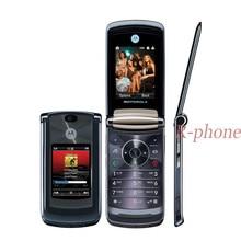 Отремонтированный разблокированный мобильный телефон Motorola V8 2MP сотовый телефон с 512M или 2GB ROM