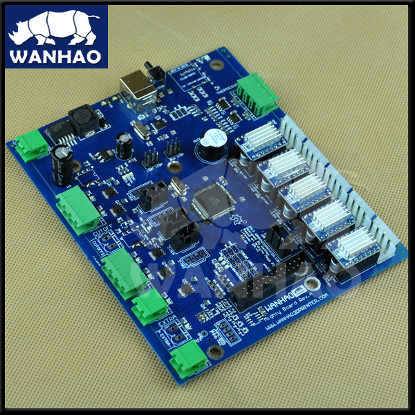 Wanhao 3D printer four generation machine motherboard main board