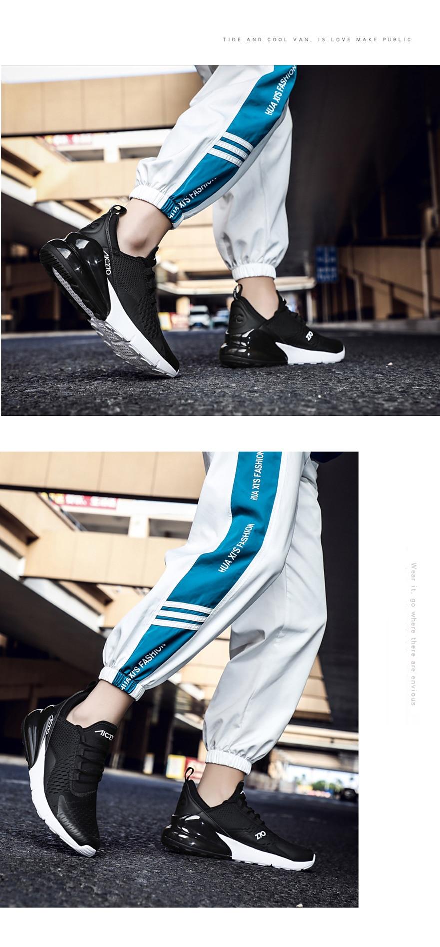 HTB1U7n5RjTpK1RjSZKPq6y3UpXaI 2019 Casual Shoes Men Lightweight Running Male Shoes Breathable Mesh Sport Men Sneakers Flat Outdoor Footwear Summer Trainers