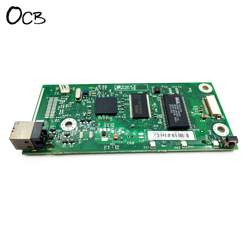 Q2465-60001 Q3649-60002 Mainboard Main Board For HP LaserJet 1010 1012 1015 Printer Formatter Board cs 7553xu toner laserjet printer laser cartridge for hp q7553x q5949x q7553 q5949 q 7553x 7553 5949x 5949 53x 49x bk 7k pages