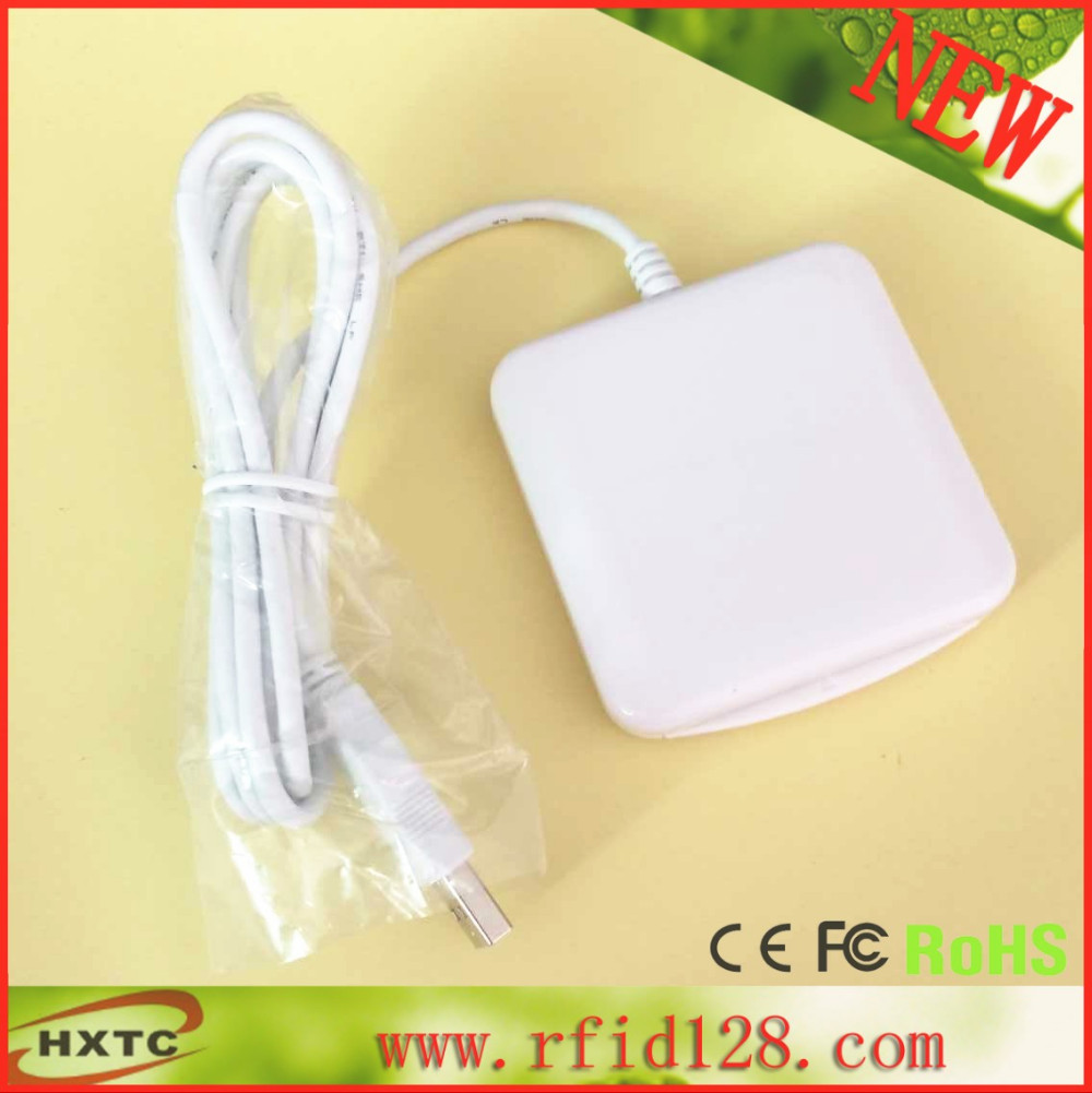 Free shipping ACR38U-I1 USB 2.0 smart chip card reader and writer for Public Key Infrastructure