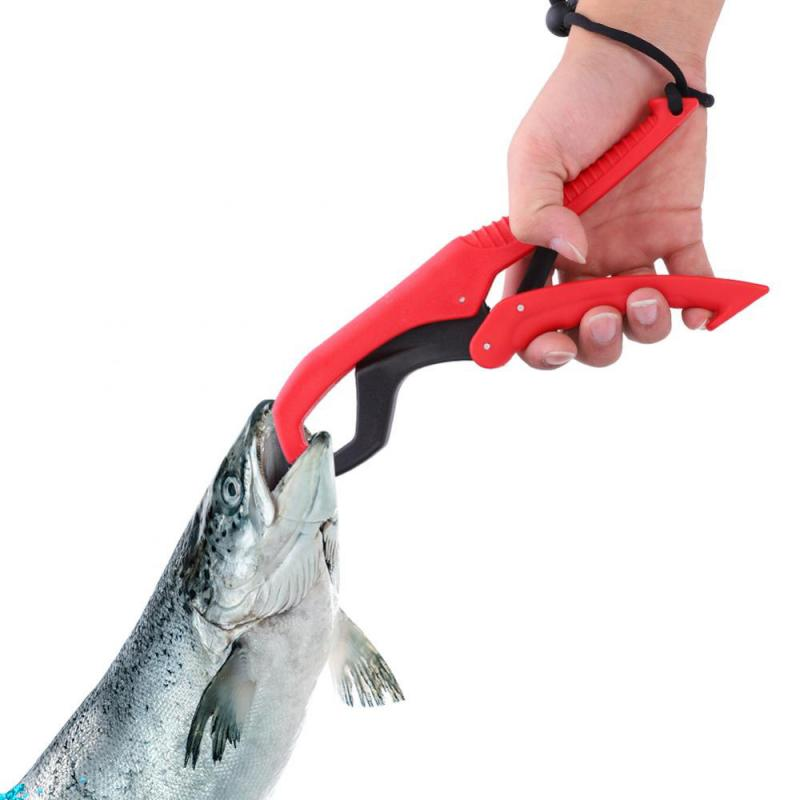 "Floating Fishing Gripper 9.8/"" ABS Fish Lip Grip Pliers Grabber Keeper Holder"