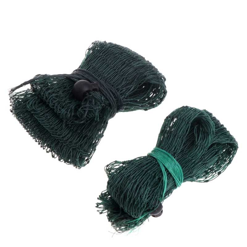 Fishing Net Trap Nylon Mesh Cast Fishery Accessories Simple Load Fish Bag Tackle highb quality