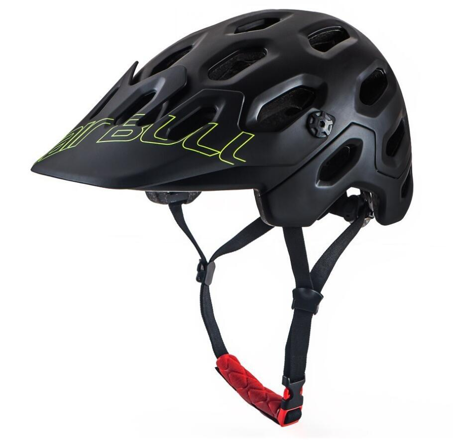 CAIRBULL MTB Road Cycling Helmet Breathable Ultralight Bike Integrally-molded