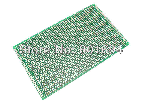 20 Pcs/Lot 9CM * 15CM Double Side Printed Circuit Board Blank Protoboard PCB Soldering ...