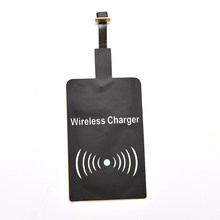 Universal-Qi Wireless-ladegerät Empfänger Ladeadapter Rezeptor Empfänger Pad Spule Ehre Micro USB mobile