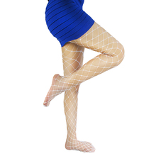 Net Tights With High Waist For Parties
