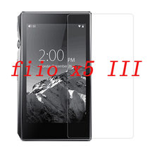 9H Premium Protective Tempered GLass For fiio x5 III Scratch-Proof Screen Protector Front Film For Fiio X5III Cover(China)
