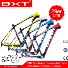 2017 T800 carbon mtb frame 29er mtb carbon frame 29 carbon mountain bike frame 142*12 or 135*9mm bicycle frame free shipping
