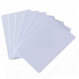 Image 3 - OBO HANDS MF Desfire EV1 2K/4K/8K ריק לבן סובלימציה להדפסה NFC PVC כרטיסי RFID 13.56MHz ISO 14443A סוג