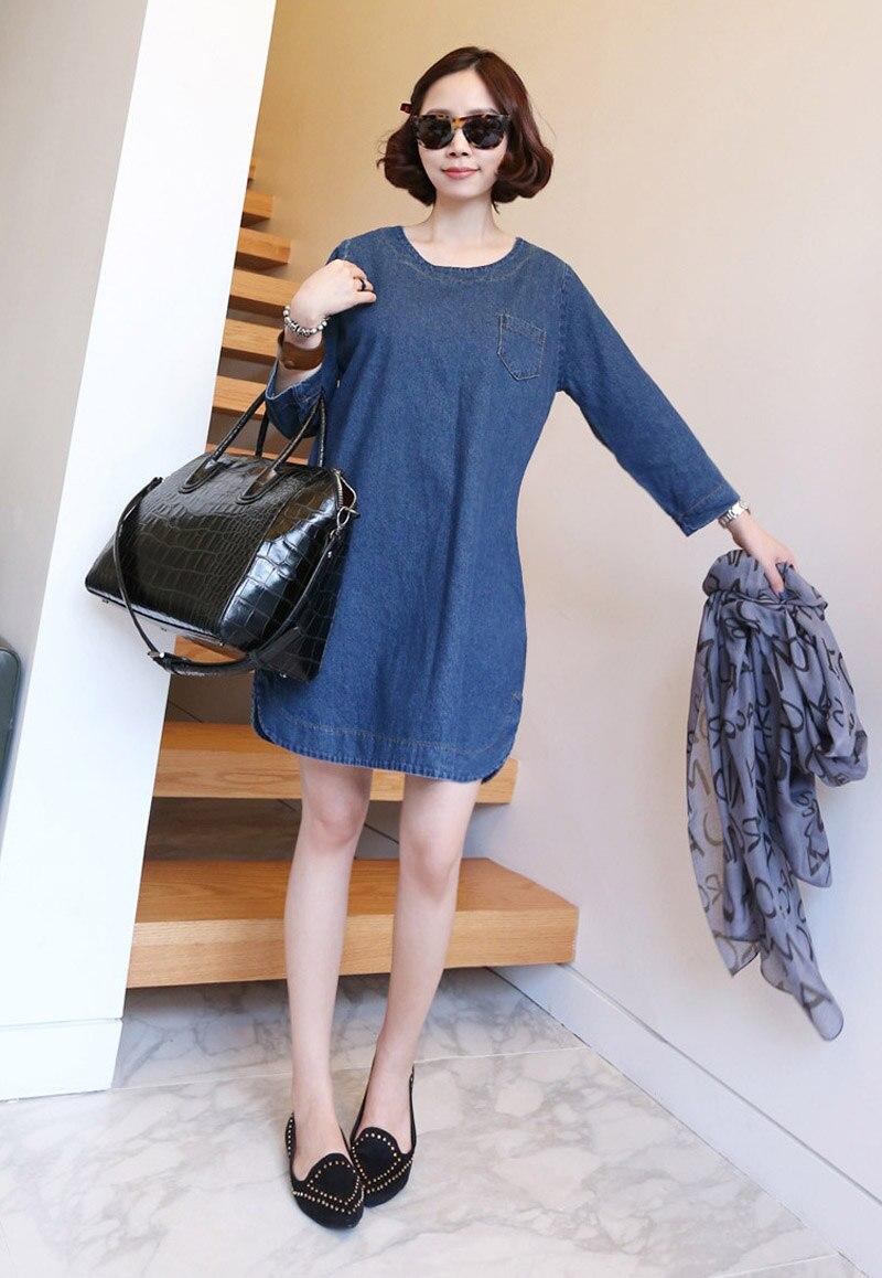 Одежда из джинса платье и сарафаны