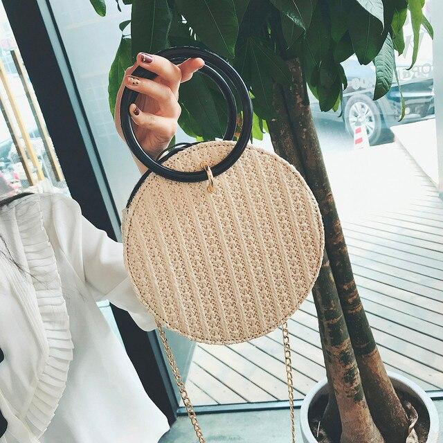 Woven Bag Women Summer...