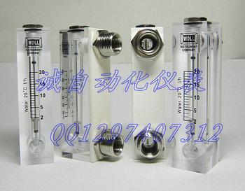 LZM-8 panel miernik przepływu miernik przepływu cieczy 2-20L h miernik przepływu tanie i dobre opinie MIRONG Elektryczne Rotameter 2-20L h 4-40L h 6-60L h 10-100L h