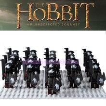 主のリング隊魔女王ホビットリング王デッド軍モルドールの LegoING アクションフィギュアビルディングブロック子供のおもちゃ