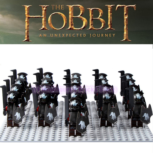 Lord of the Rings Corps Witch king RingWraith King of The Dead Army Mordor LegoING Action Figure Building Blocks Children Toys