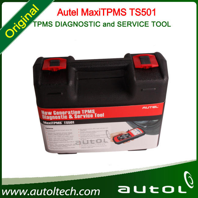 MaxiTPMS TS 501 Autel MaxitpmsTS501 on the internet via USB port Autel font b TPMS b