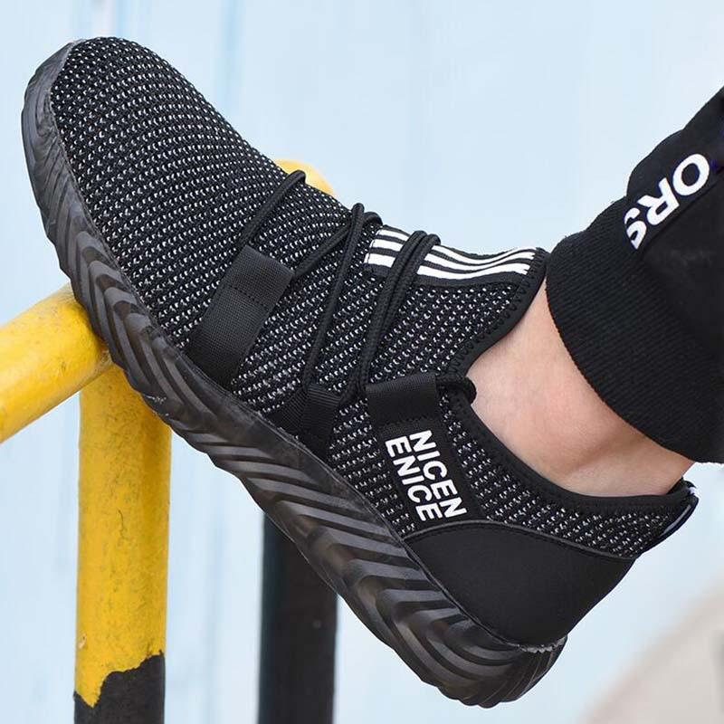 c0efe7dbf Cheap Dropshipping zapatos de Ryder Indestructible de acero para hombre y mujer  botas de seguridad de
