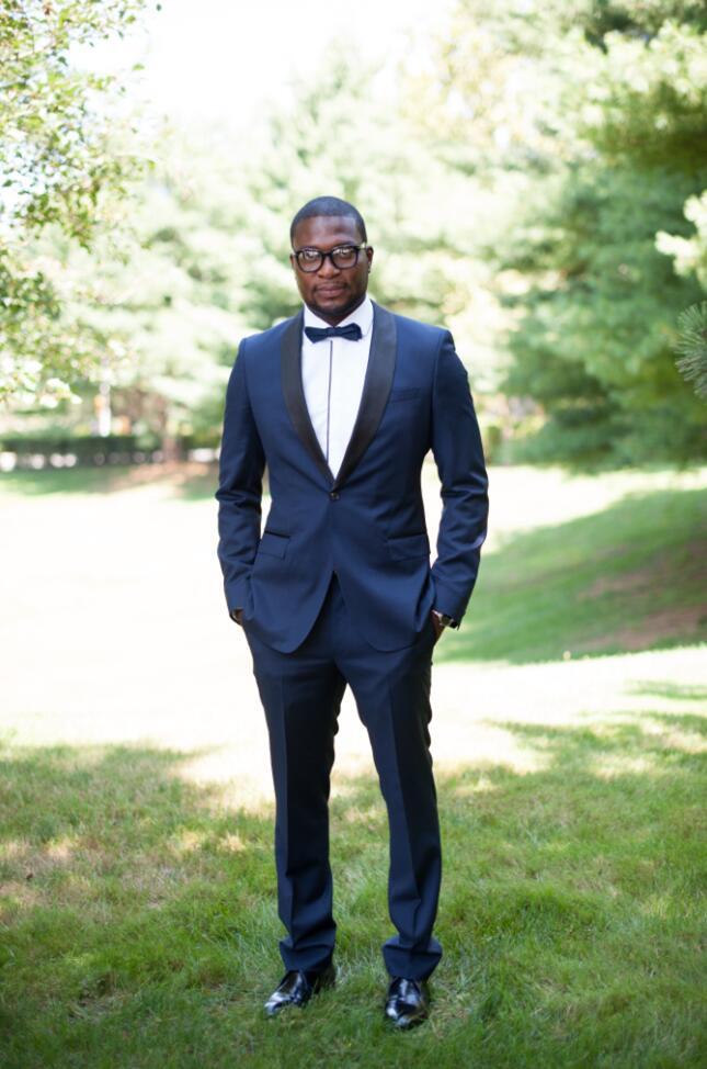 Latest Coat Pant Designs Royal Blue Custom Formal Groom Blazer Tuxedo Colorful Wedding Men Suits 2 Pieces Slim Fit Terno