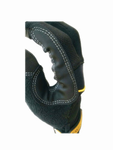 Image 3 - Genuine Highest Quality Performace Extra Durable Puncture Resistance Non slip Working Gloves(Black,XX Large).
