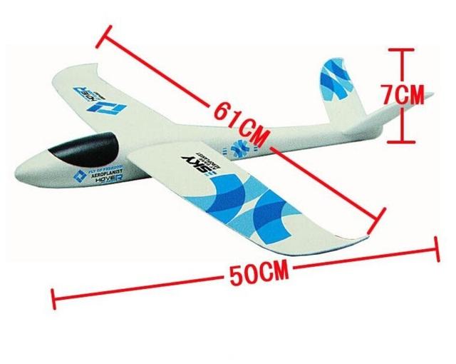 1 conjunto de Mão Lançamento Jogando Inercial Avião Planador de Espuma EVA Avião Modelo de Avião de Brinquedo ao ar livre esportes diversão