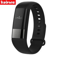 New Original Xiaomi Smartband Bluetooth OLED Touch Screen Smart Wristband Fitness Tracker Heart Rate Monitor For Phone