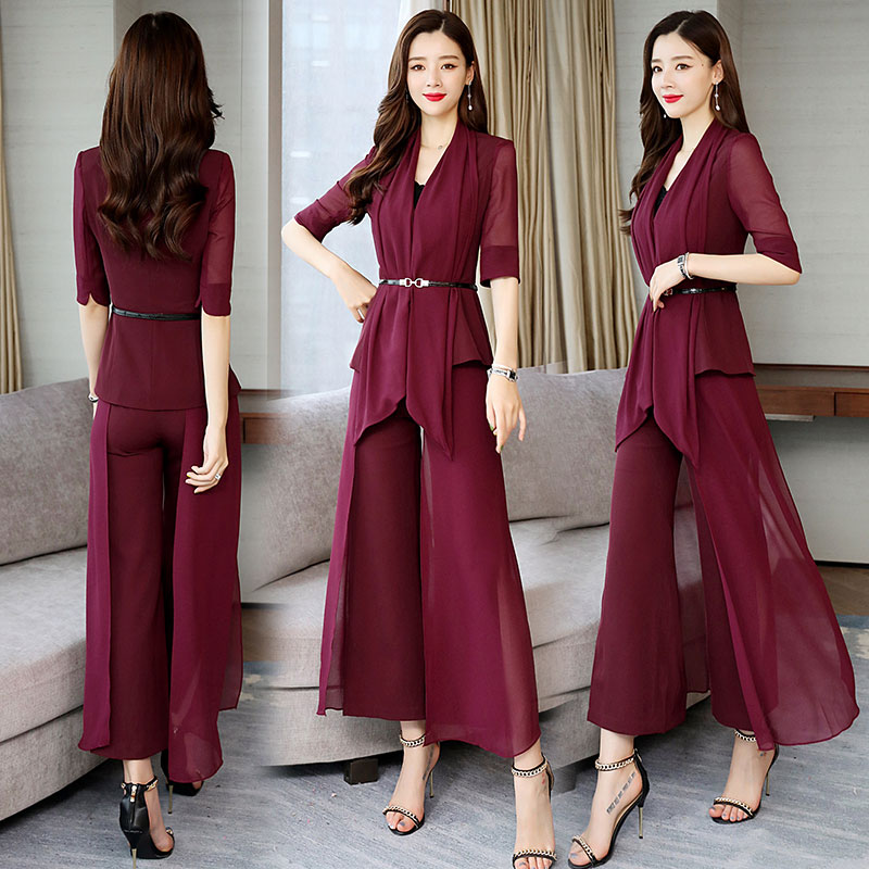 Trendy Summer Two-piece Suits Women Sets Clothes Goddess Year-old Female Costume Conjunto Feminino Ensemble Femme Deux Pieces