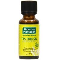 Original Australia Thursday Tea Tree Oil Ultrasonic Diffusers Essential Oil Aromatherapy Household Use Antiseptic Acne Treatment