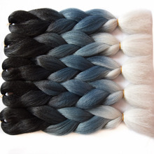 Jumbo  Synthetic Hair Extensions