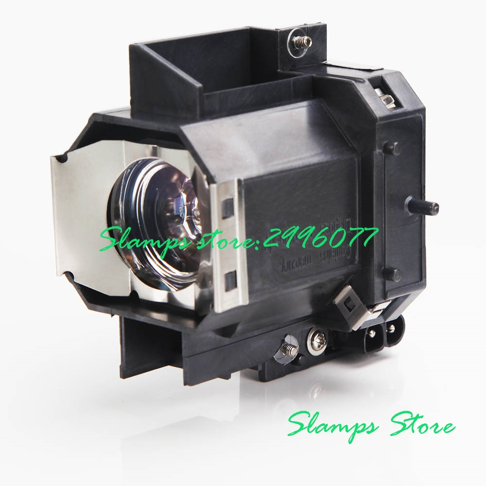Compatible EMP TW1000 / EMP TW2000 / EMP TW700 / EMP TW980 for Epson ELPLP39/V13H010L39 Projector lamp bulb with housing