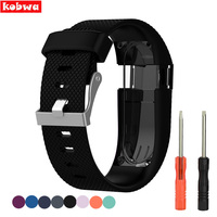 For fitbit charge hr replacement bands strap wearable devices mi band 2 accessories silicone metal clasp.jpg 200x200