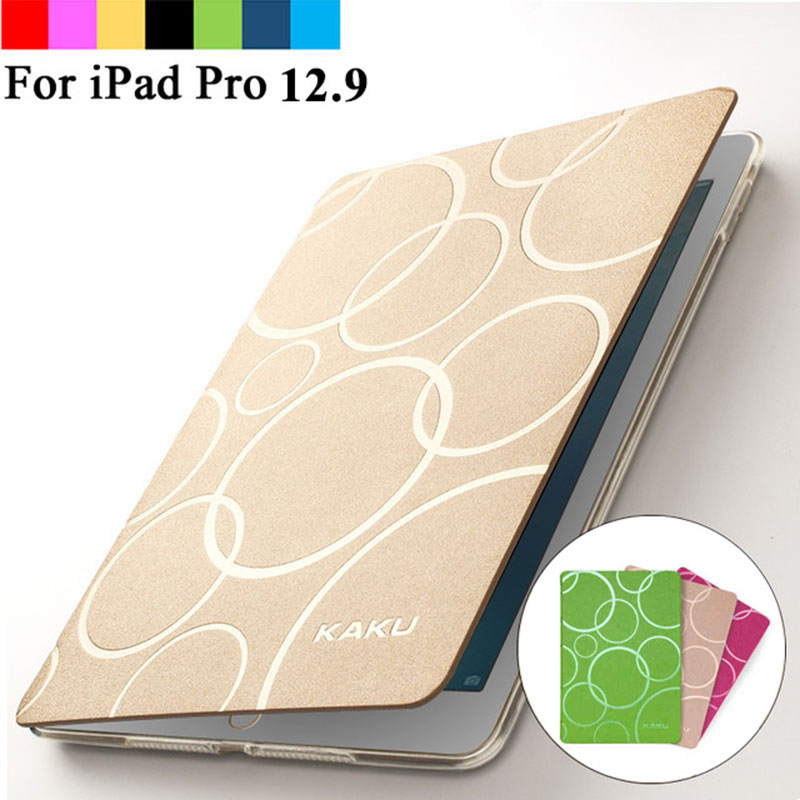Fashion Slim Case Skin Hard PC Back Cover for New IPad Pro 12 9 Premium Fit