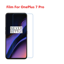 1/2/5/10 Pcs Ultra Thin Clear HD LCD Screen Protector Film With Cleaning Cloth Film For OnePlus 7 Pro.