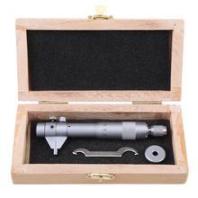 5-30 мм Диапазон 0,02 мм Микрометр измерительный Калибр точность внутри микрометра отверстие внутренний диаметр Калибр