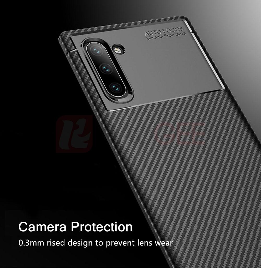 Carbon fiber Case Note 10