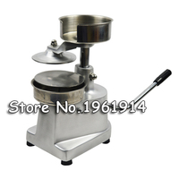 Fast delivery High quality full stainless steel 130mm hamburger press, hamberger patty maker, hamburger making machine