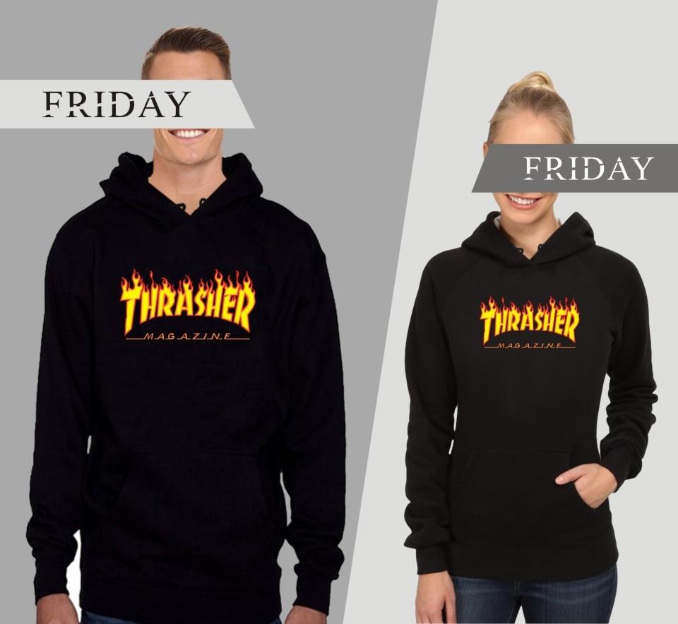 Thrasher Skate Hoodie Promotion Shop For Promotional
