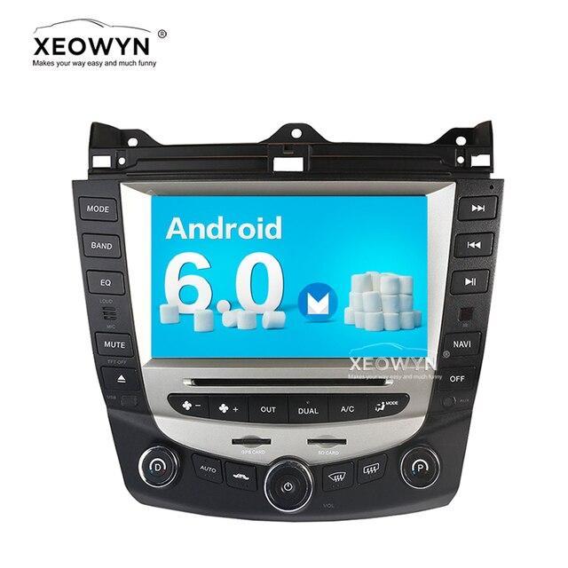 Android 6 0 Car Dvd Player Gps Navigation For Honda Accord 7 2003 2007 Euro
