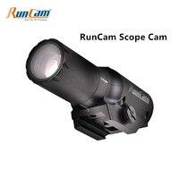 NEW RunCam Scope Cam 1080P 60fps MOV DC 5V 15V 4MP HD Camera Micro USB MAX Support 64G SD for RC Quadcopter RC Gun Game