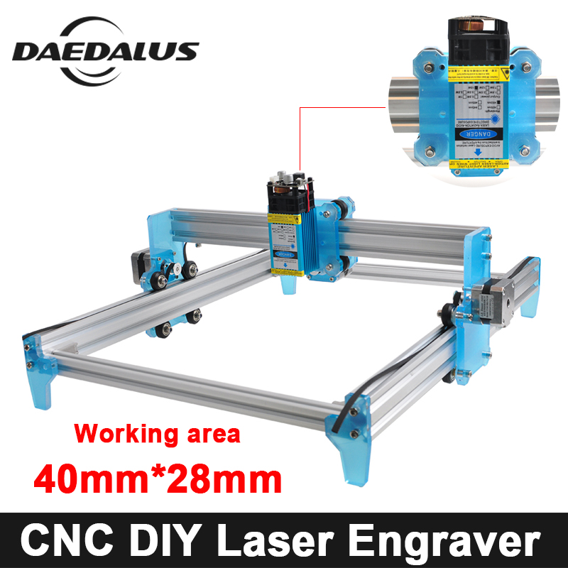 цена на CNC 400*280mm Laser Engraver 500mw/2500mw/5500mw 15000mw Laser Machine DIY MINI Wood Router For Cutting Engraving Milling Tools
