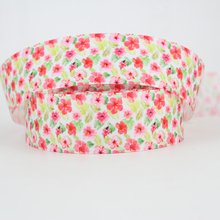 Популярными цветочные ленты печатных grosgrain ручной работы волосы луки декоративные ленты подарочная упаковка 9 мм 16 мм 22 мм 25 мм 38 мм 57 мм 75 мм