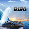 High Speed Skytech H100 2.4G Remote Controlled 180 Degree Flip Electric RC Racing Boat